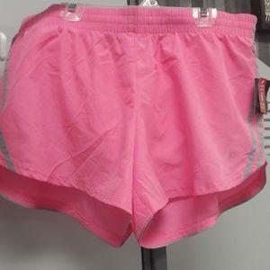 Set of 2 Women's sz L Danskin athletic shorts